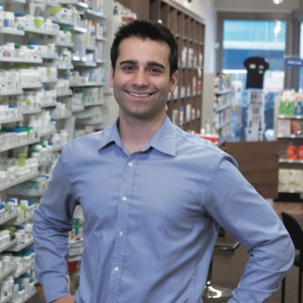 Catalyst network pharmacist wins 2018 innovation award