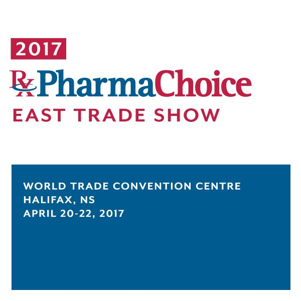 See you at the 2017 PharmaChoice East Trade Show