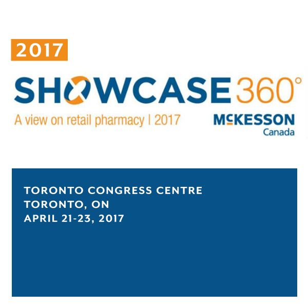 We're going to the Showcase 360° Trade Show